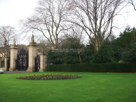 スコットランド 古城の写真素材 [FYI03454789]