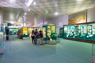 ウズベキスタン国立歴史博物館の展示風景の写真素材 [FYI03455376]