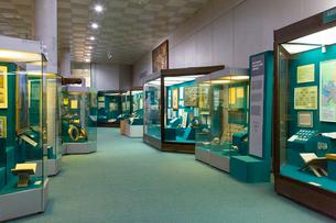 ウズベキスタン国立歴史博物館の展示風景の写真素材 [FYI03455382]