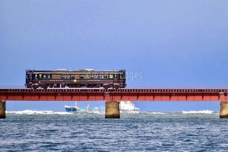 由良川橋梁の写真素材 [FYI03456760]