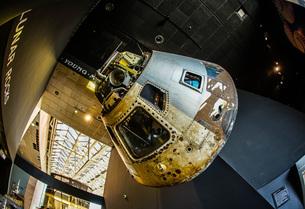 月探査のイメージの写真素材 [FYI03456775]