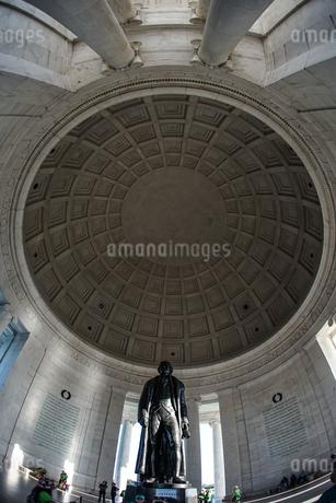 トーマス・ジェファーソン記念館の写真素材 [FYI03457069]