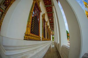 ワット・ラチャナダラム ロハプラサート(タイ王国 バンコク)の写真素材 [FYI03457123]