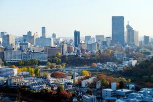 仙台の街並みの写真素材 [FYI03457503]