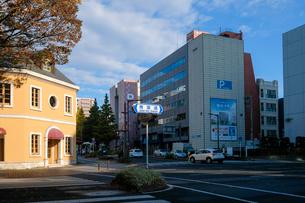 仙台の街並みの写真素材 [FYI03457540]