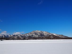 日高山脈の写真素材 [FYI03457717]
