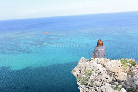 宮古島の風景の写真素材 [FYI03458274]