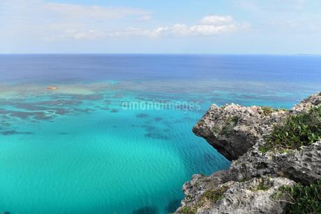 宮古島の風景の写真素材 [FYI03458398]