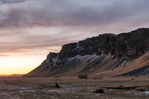 山の写真素材 [FYI03458963]