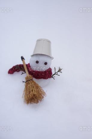 雪だるまの写真素材 [FYI03459347]