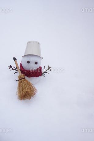 雪だるまの写真素材 [FYI03459348]