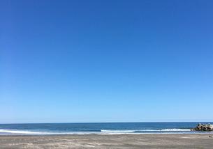 青空と海の写真素材 [FYI03459512]