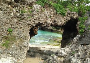 沖縄の海 古宇利島の写真素材 [FYI03459514]
