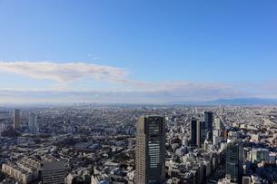 渋谷からの東京の写真素材 [FYI03459772]