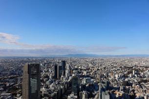 渋谷からの東京の写真素材 [FYI03459773]