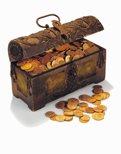 Cash boxの写真素材 [FYI03460097]