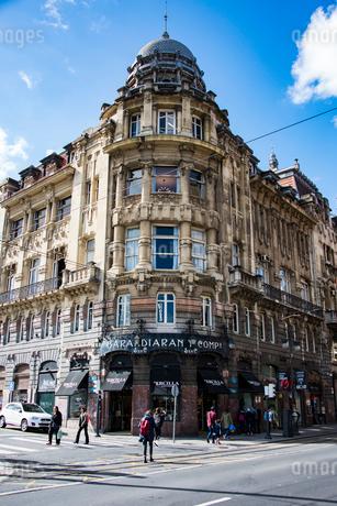 バスク地方・ビルバオの建物の写真素材 [FYI03460941]