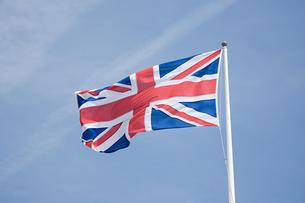 British flagの写真素材 [FYI03460987]
