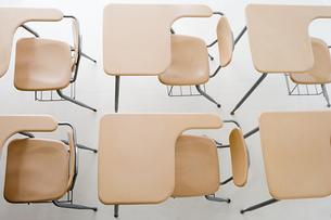 Empty classroomの写真素材 [FYI03461112]