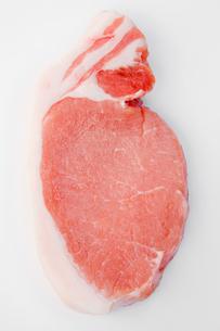 Pork chopの写真素材 [FYI03461790]