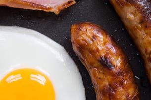 English breakfastの写真素材 [FYI03461805]