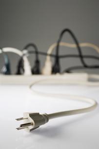 Electric plugの写真素材 [FYI03463108]
