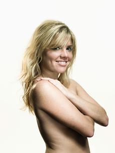 Nude womanの写真素材 [FYI03463148]