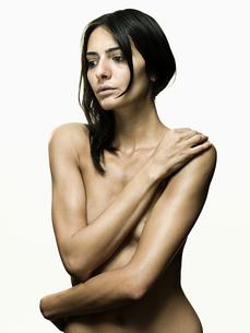 Nude womanの写真素材 [FYI03463183]