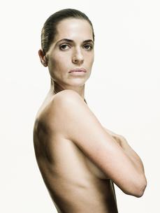 Nude womanの写真素材 [FYI03463195]