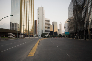 Finance district in buenos airesの写真素材 [FYI03463324]