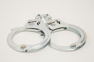 Handcuffsの写真素材 [FYI03463431]