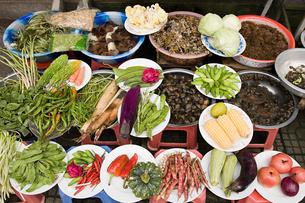 Chinese cuisineの写真素材 [FYI03463608]