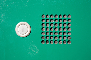 Push button for informationの写真素材 [FYI03464001]