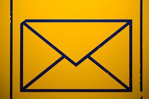 Envelope signの写真素材 [FYI03464009]