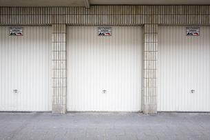 No parking signの写真素材 [FYI03464015]