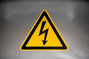Danger signの写真素材 [FYI03464029]