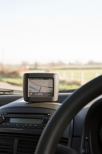 Global positioning systemの写真素材 [FYI03465605]