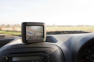 Global positioning systemの写真素材 [FYI03465606]