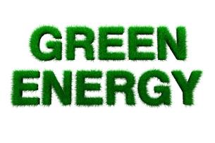 Green energy signのイラスト素材 [FYI03465735]