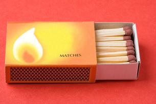 Box of matchesの写真素材 [FYI03466043]