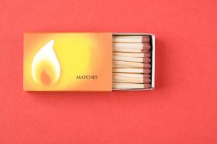 Box of matchesの写真素材 [FYI03466061]