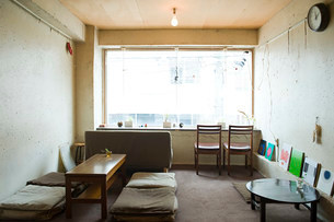 Minimal roomの写真素材 [FYI03469048]
