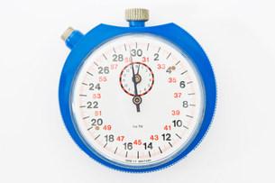 A stopwatchの写真素材 [FYI03470280]
