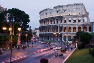 Colosseum romeの写真素材 [FYI03471085]