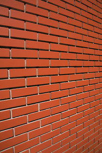 Brick wallの写真素材 [FYI03473453]
