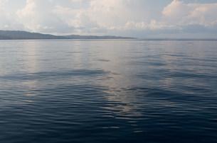 Tranquil seascapeの写真素材 [FYI03473467]