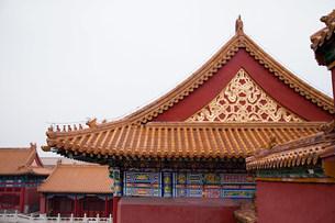 China,beijing,forbidden cityの写真素材 [FYI03475867]