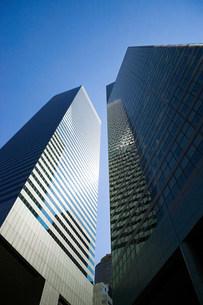 New York skyscrapersの写真素材 [FYI03476560]