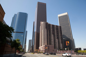 Museum of Contemporary Art, Downtown LA, Los Angeles County,の写真素材 [FYI03477489]
