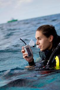 Marine emergency deviceの写真素材 [FYI03478811]